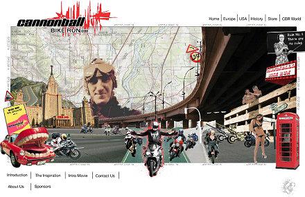 Cannonball Bike Run
