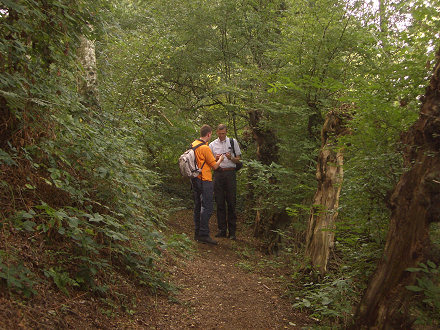 Klenkes 2006 Geocaching Event