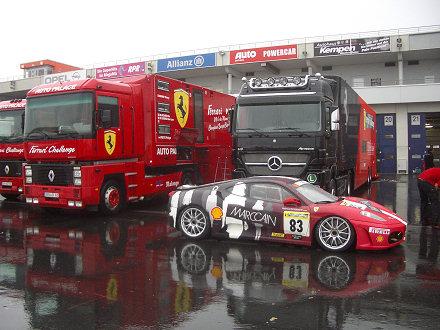Ferrari Racing Days 2006