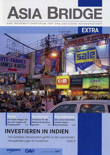Asia Bridge 2007-04-01 Extra Indien