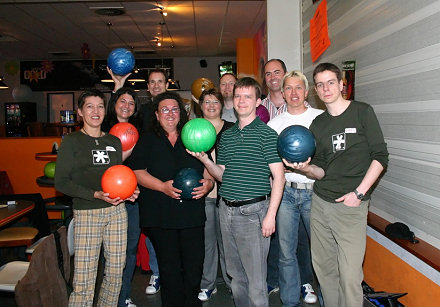 1. Qype City Night - Bowling - Schwetzingen