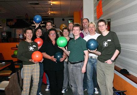 1. Qype City Night - Bowling - Schwetzingen