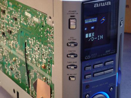 AIWA XR-MDS7