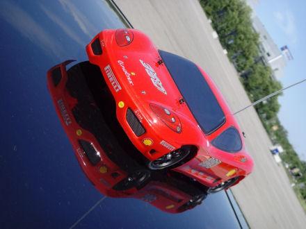 Tamiya TL-01 - Ferrari 360 Modena Challenge
