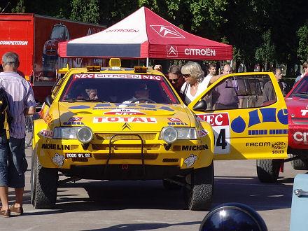Citroen Sport Classique