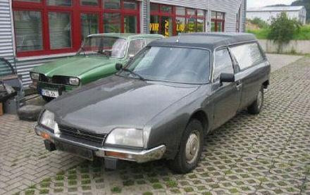 Citroen CX Leichenwagen
