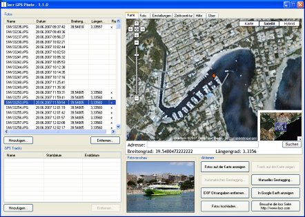 locr GPS Photo