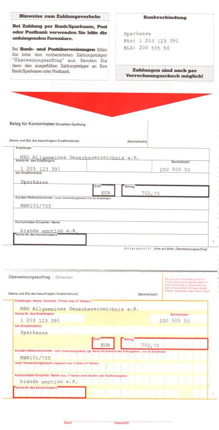 MBG Allgemeines Gewerbeverzeichnis e.K.