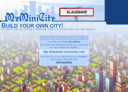 MyMiniCity KlausNahr