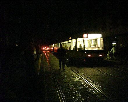 Stromausfall in Karlsruhe