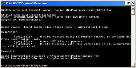 EXIFeditor EEcmd.exe