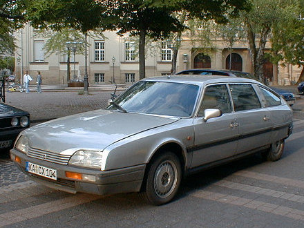 Citroen CX Prestige Serie 2